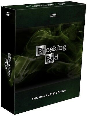 Изображение товара Breaking Bad Complete Series (Seasons 1-5) DVD Set 21 Discs BRAND NEW Sealed!!