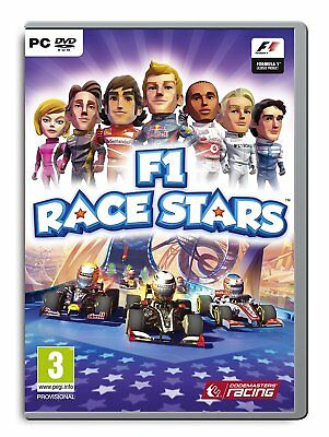PC Game F1 Race Stars Formula 1 Racing Game DVD Shipping NEW for sale  Shipping to United States