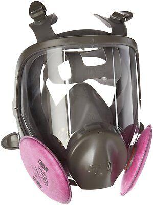 3M 52793 Mold Remediation Respirator Kit 69097, Large