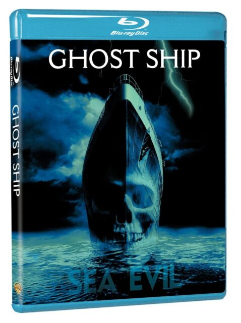 GHOST SHIP (2002)   -  Blu Ray - Sealed Region free for UK