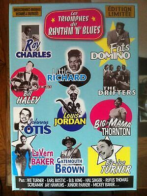 Les Triomphes Du Rhythm 'N' Blues 20cd Box Set