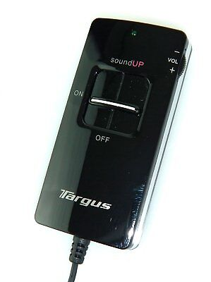 (Targus SoundUP Sound Enhancer - MP3 iPod - Powered Earphone Audio Splitter 3.5mm)