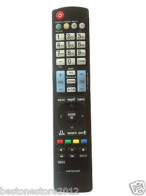 New Replaced Remote Control AKB72914207 for LG 47LD420 32LD450 37LD450 42LD450