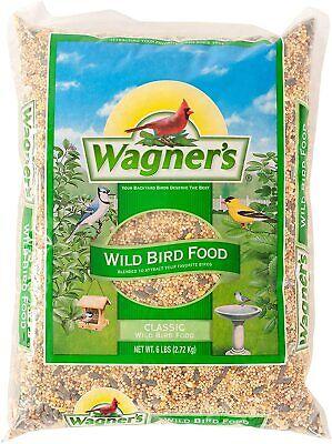 Wagner's 52003 Classic Blend Wild Bird Food, 6-Pound Bag