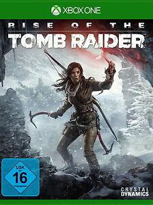 Rise Of The Tomb Raider (Microsoft Xbox One, 2015, DVD-Box) - Deutschland - Rise Of The Tomb Raider (Microsoft Xbox One, 2015, DVD-Box) - Deutschland