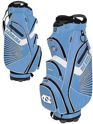 Ncaa Cooler Cart Bag (Team Effort The Bucket II Cooler NCAA Golf Cart Bag North Carolina)