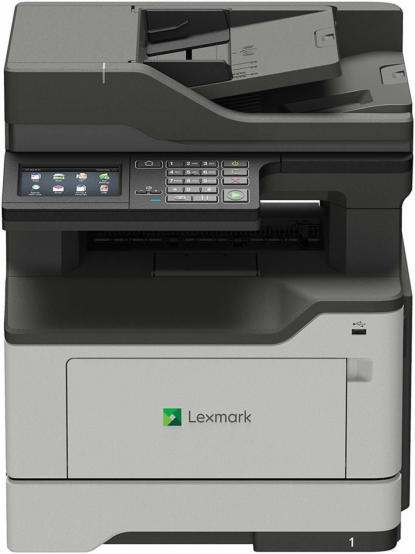 "Lexmark Monochrome Printer 4.3"" Grey"