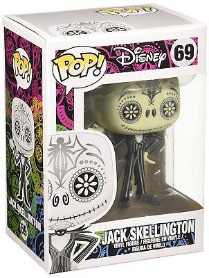 Day Of The Dead Items (Funko Pop Disney: Jack Skellington (Day of the Dead) Vinyl Figure Item)