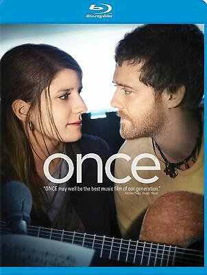 Once (Blu-ray, 2008) Music Film Movie NEW  Free Shipping - Music Films Halloween