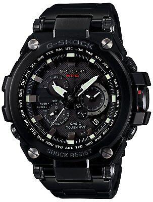 Casio Men's MT-G G-Shock MTGS1000BD-1A Tough Solar Composite Band 53.5mm Watch