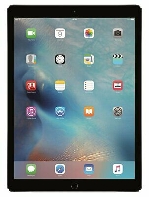 Apple iPad Pro 1st Gen A1652 128GB Wi-Fi + Cellular Unlocked 12.9in - Space