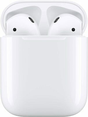 APPLE AIRPODS (2ND GENERATION) MV7N2TY/A AURICOLARE TELEFONO CELLULARE BIANCO