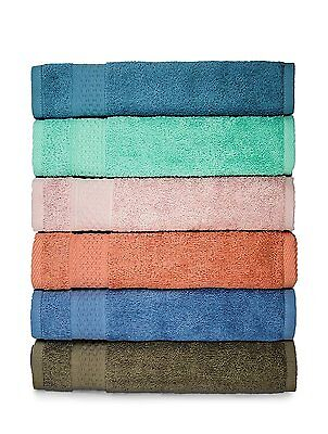 Luxury Hotel & Spa Towel 100% Cotton Hand Towels -NEW Set of 6 MANY COLORS
