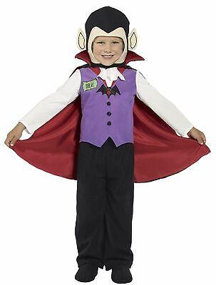 Smiffy's Toddler's Vampire Boy - Smiffy's Vampir Kostüm