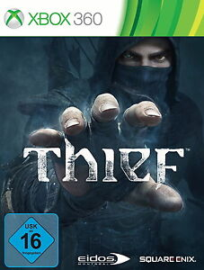 Thief (Microsoft Xbox 360, 2014, DVD-Box)