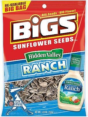 Original Hidden Valley Ranch Dressing Bigs Sunflower Seeds Buttermilk/Garlic/Yum Hidden Valley Buttermilk Ranch