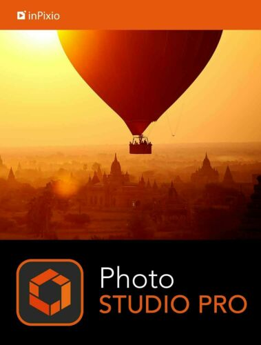InPixio Photo Studio 10 Pro,Correct,retouch,RAW,Histogram {1 year}