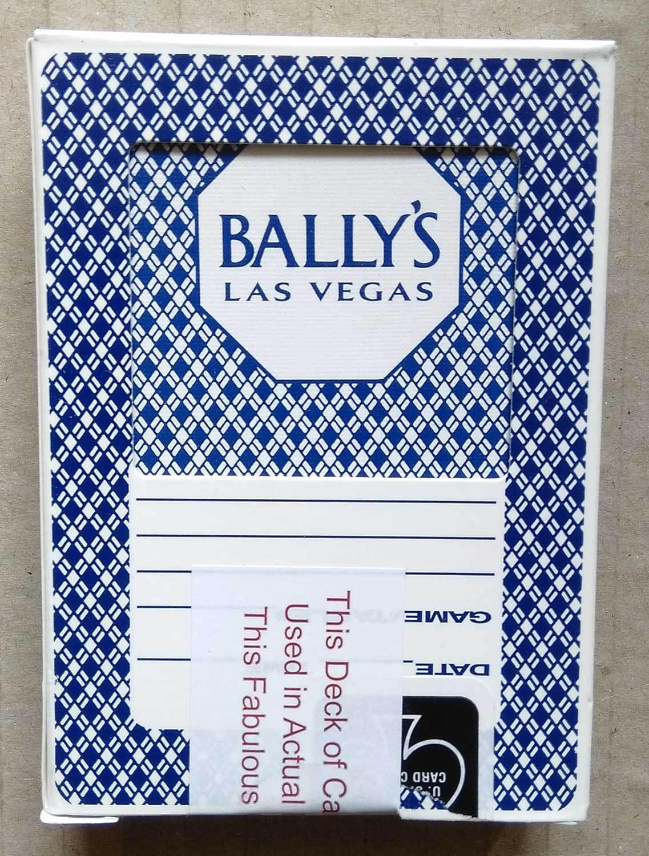 10 Mixed Authentic Used Las Vegas Casino Decks Vegas Gaming Supplies
