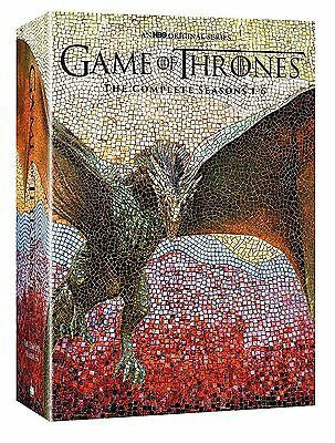 Game Of Thrones  Seasons 1 6  Dvd  2016  Season 1 2 3 4 5 6 Complete Set