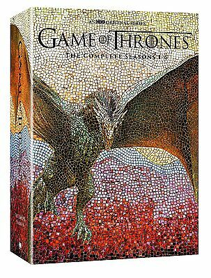 Game Of Thrones The Complete Seasons 1 6 Dvd  Brand New  Free Ship