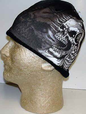Assassin Gangster Skull Sublimation Beanie Skull Cap Hat USA SHIPPER](Gangster Beanies)
