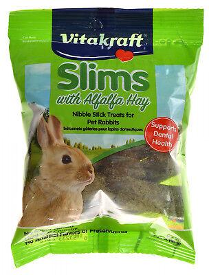 Vitakraft Rabbit Slims with Alfalfa - New Vitakraft Rabbit