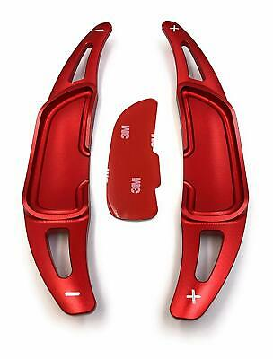 Schaltwippen Shift Paddle A45 CLA45 C65-S65 GLE63 G63 CLS63 C63 15-17 Rot Pulv
