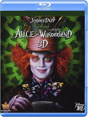 Alice in Wonderland  ~ Johnny Depp ~ Factory Sealed ~ NEW!