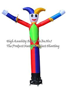 DHL Free Delivery 6M 20FT  Inflatable Tube Sky Air Clown Dancer X1001