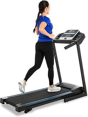 Brand New XTERRA Fitness TR150 Folding Treadmill Black