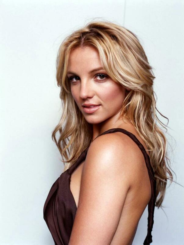 Britney Spears Angelic Face And Tender 8x10 Photo Print