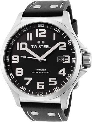 NEW TW Steel Pilot Men's Quartz Watch - TW409