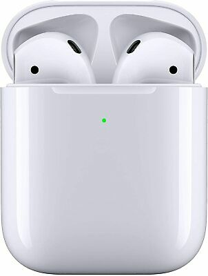 Apple AirPods with Wireless Charging Case -