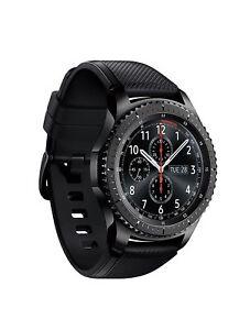 Samsung-Galaxy-Gear-S3-Frontier-Nero-Black-Smartwatch-SM-R760-Wi-Fi-Bluetooth