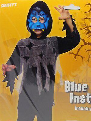 Children's Halloween Vampire Instant Kit With Mask - Vampir Instant Kostüm
