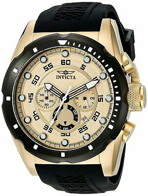 Invicta Men's 20306 Speedway Chronograph 50mm Gold-Tone Watch