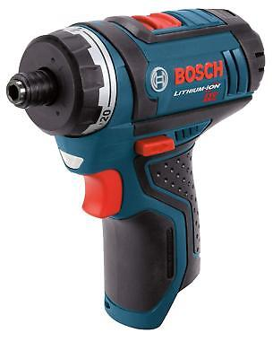 Bosch Bare-Tool PS21BN 12-Volt Max Lithium- Ion 2-Speed Pocket Driver with Exact ()