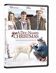 NEW - A Dog Named Christmas