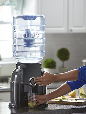 Table Top Cold Water Dispenser Cooler 5 Gallon Countertop Clean Work Office NEW