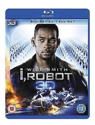 Occasion, I Robot  Blu-ray   Blu-ray 3D d'occasion  Expédié en Belgium