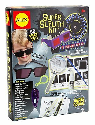 Spy Stuff For Kids Gear Gadgets Kits Best Rated Toys Equipment Gifts Items - Spy Stuff For Kids