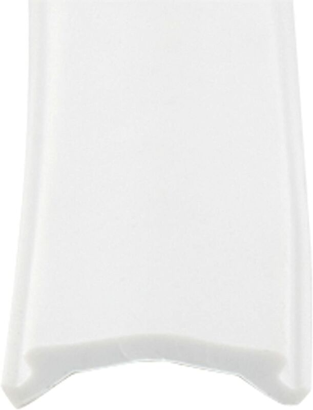 Ap Products Flexible Vinyl Screw Cover Polar Replacement For Rv White 011-398