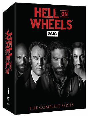 HELL ON WHEELS: The Complete Series - Seasons 1-5 Box Set
