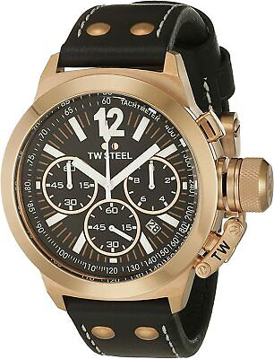 NEW TW Steel CEO Canteen Men's Chronograph Quartz Watch - CE1023