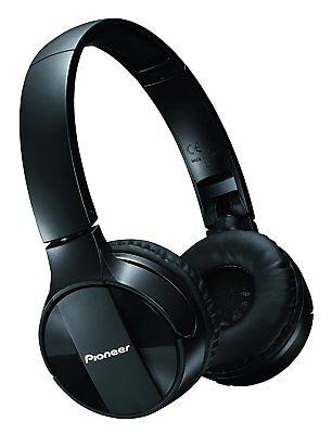Pioneer SE-MJ553BT Bluetooth Wireless On-Ear Headphones