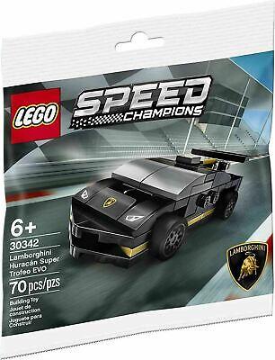 LEGO SPEED CHAMPIONS SET 30342 LAMBORGHINI HURACAN SUPER TROFEO EVO NEW