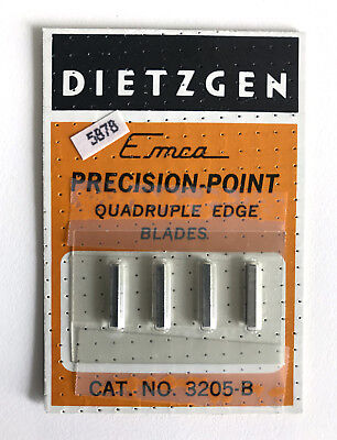 NEW! Vintage DIETZGEN EMCA mechanical  pencil sharpener blades fits PIERCE (Pencil Sharpener Blades)