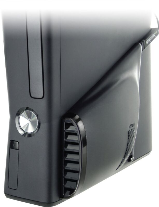 Official NYKO INTERCOOLER STS Cooling Device Fan Cooler for Xbox 360 SLIM