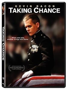 Taking Chance [DVD New] Kevin Bacon - FREE 2 DAY SHIPPING - Brand NEW