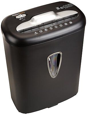 New Office Paper Document Credit Card Automatic Durable Personal Cord Shredder